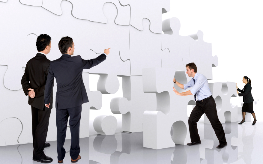 Putting Puzzle Pieces Together And The Challenge Of